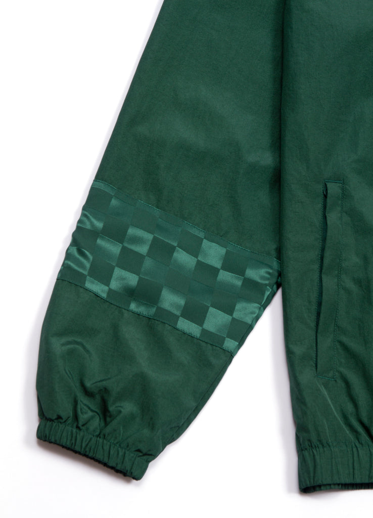 Grand x Umbro Jacket-Forest Green