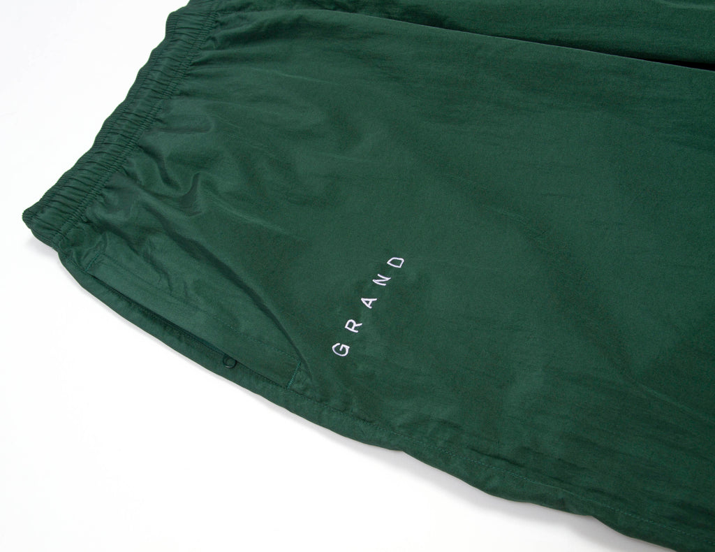 Grand x Umbro Pant-Forest Green