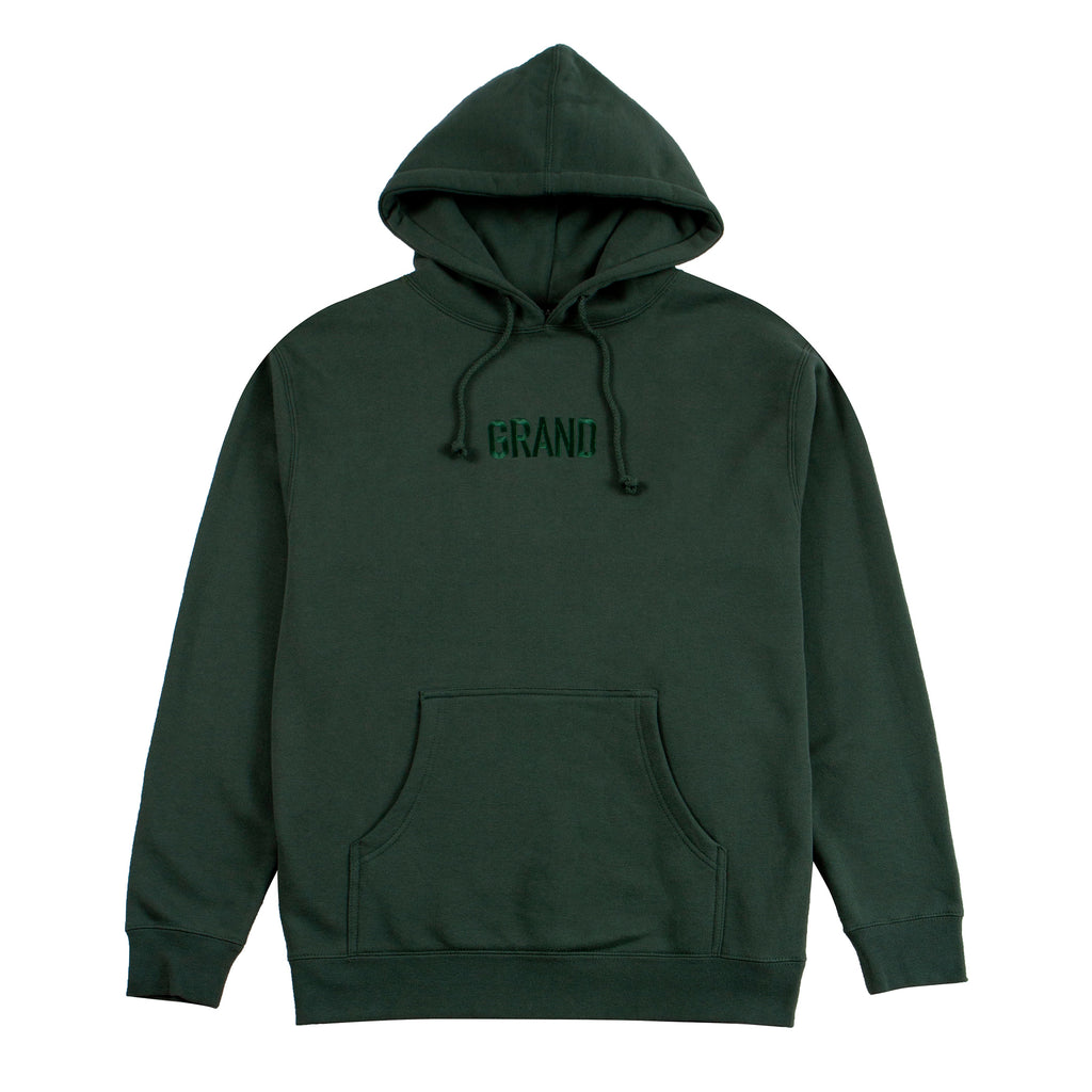 Tonal Hoodie-Forest