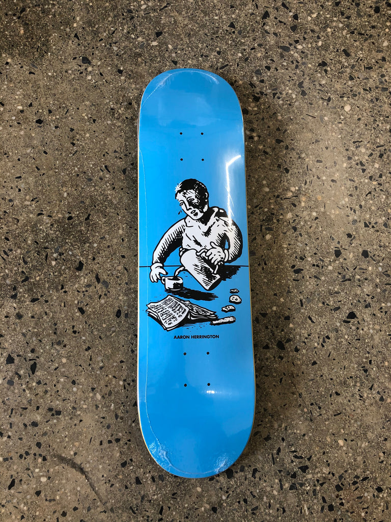 Aaron Herrington Breakfast Deck-Blue