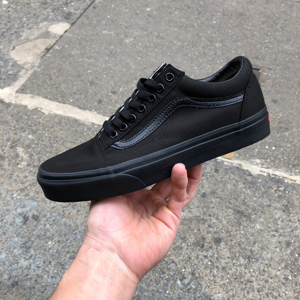 Old Skool-Black/Black