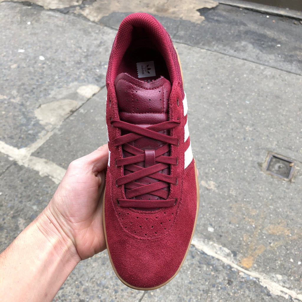 City Cup-Burgundy/White