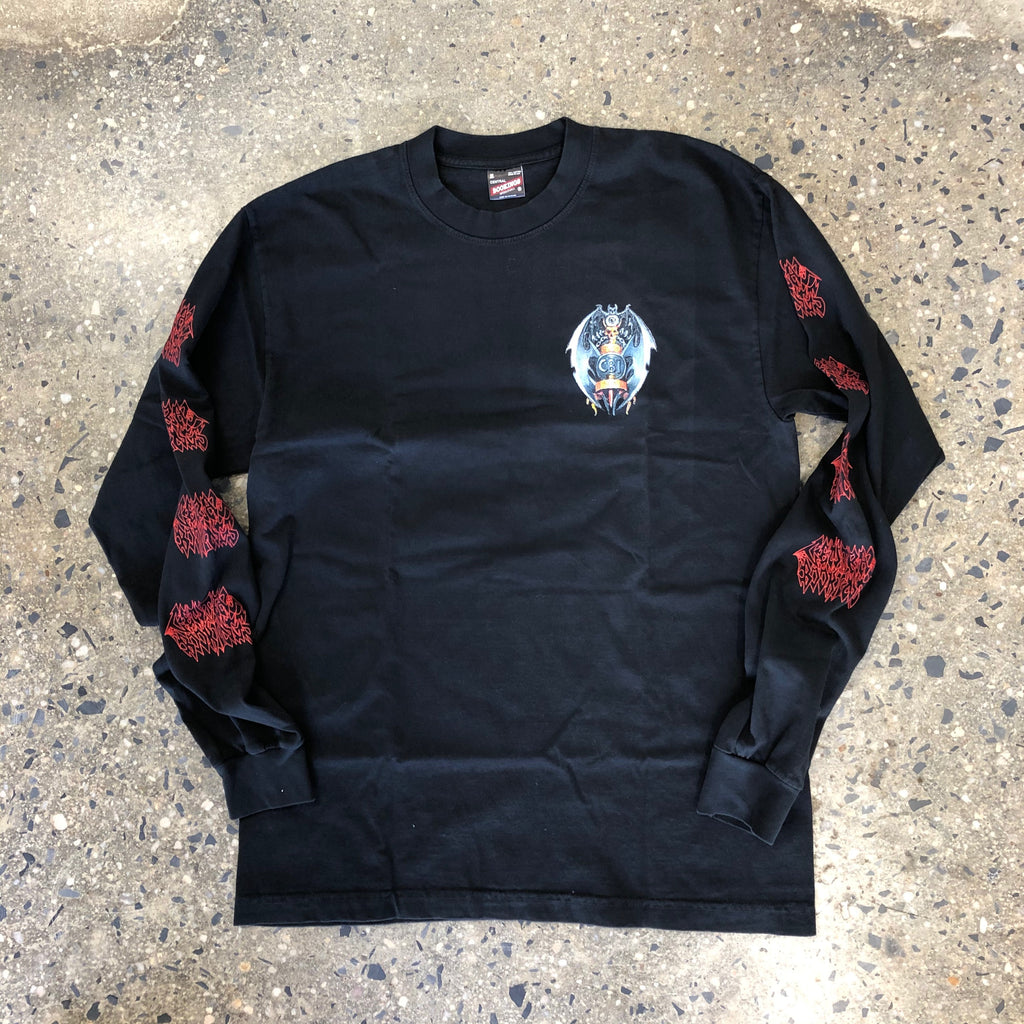 Get in the Pit L/S Tee