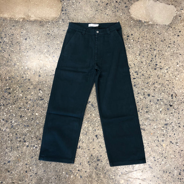 40's Pants-Grey/Teal