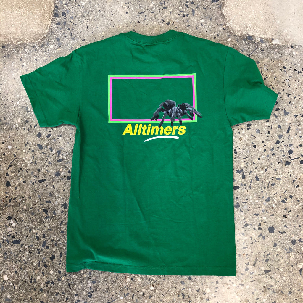 Tingly Tee-Kelly Green