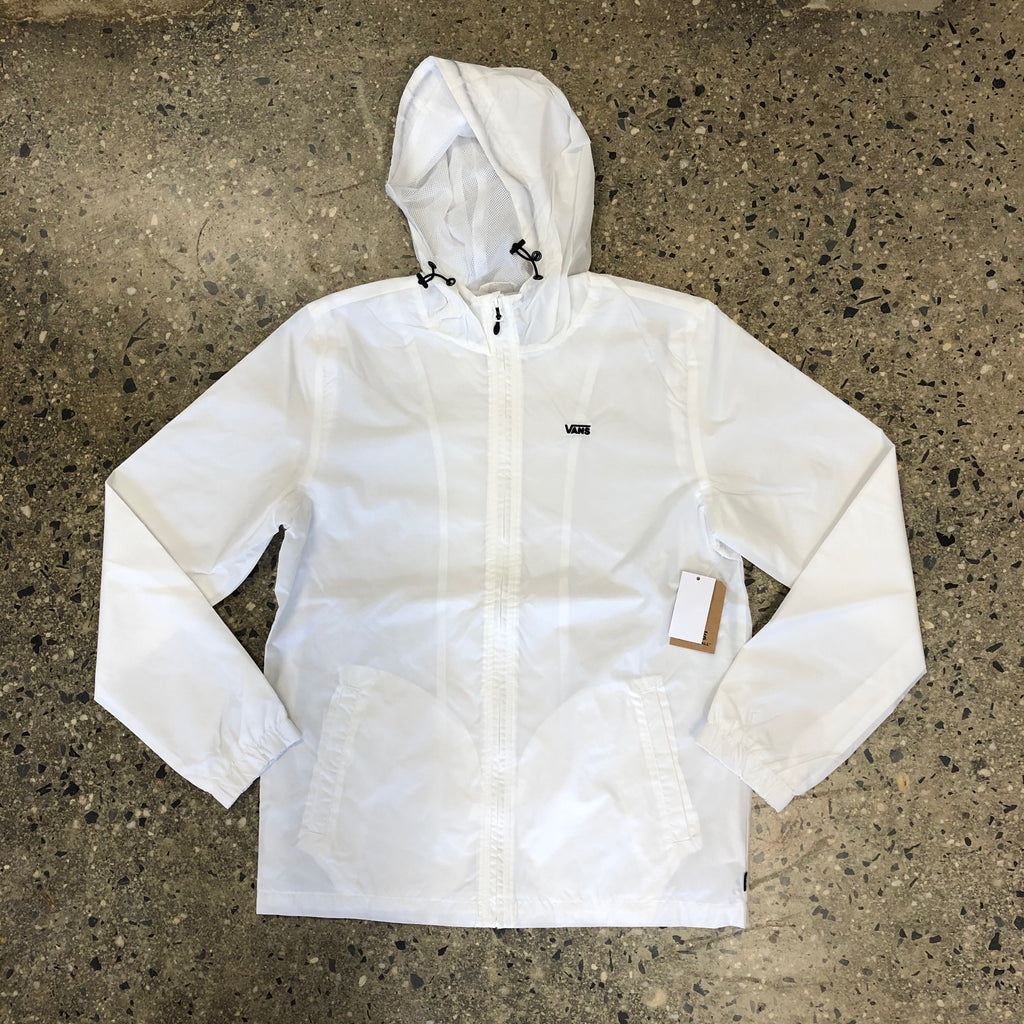 Garnett Windbreaker-White