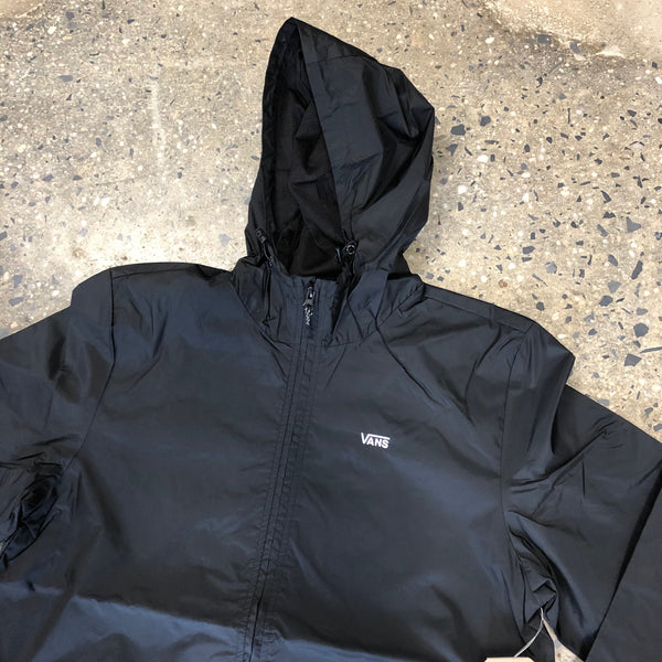 Garnett Windbreaker-Black
