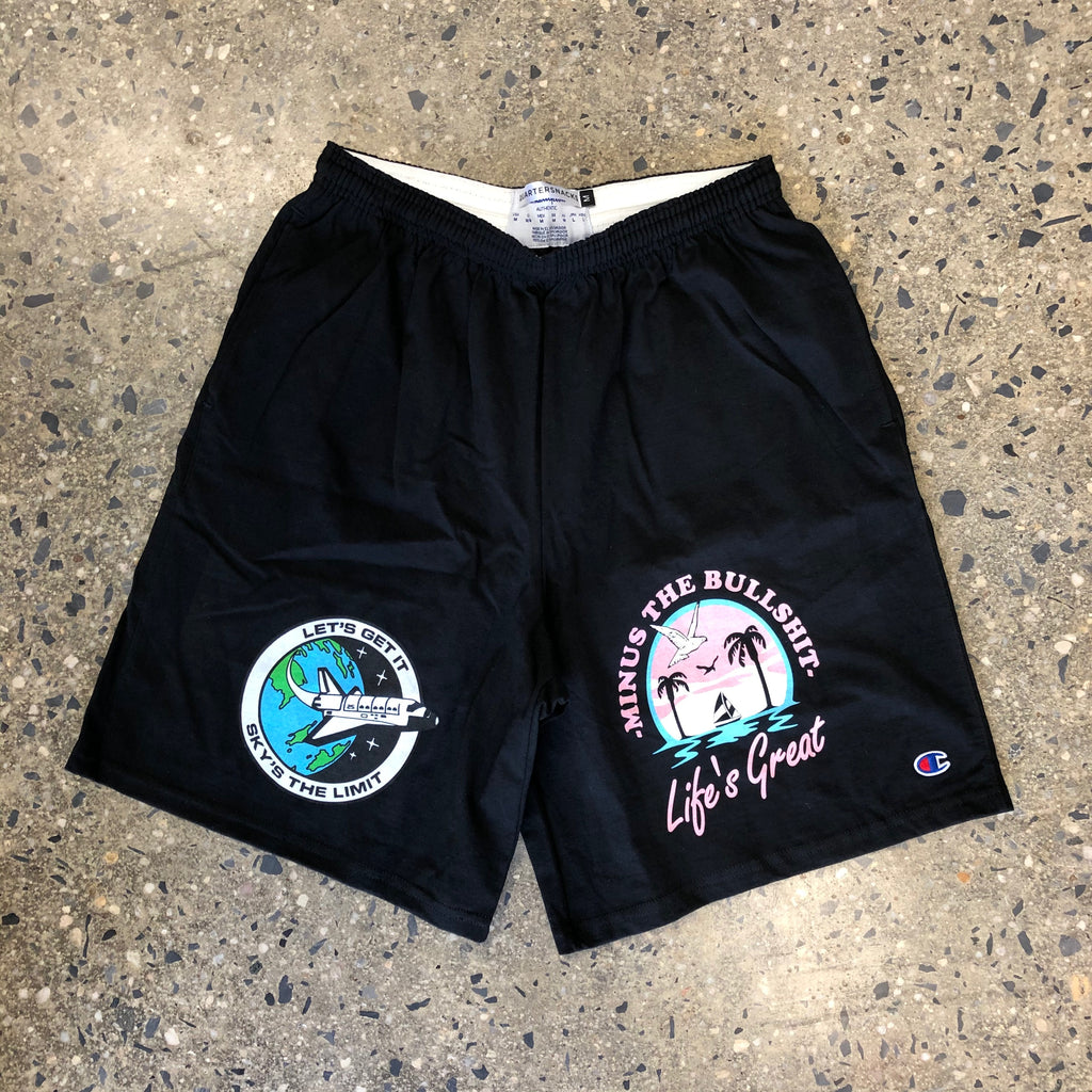 Motivation Short-Black