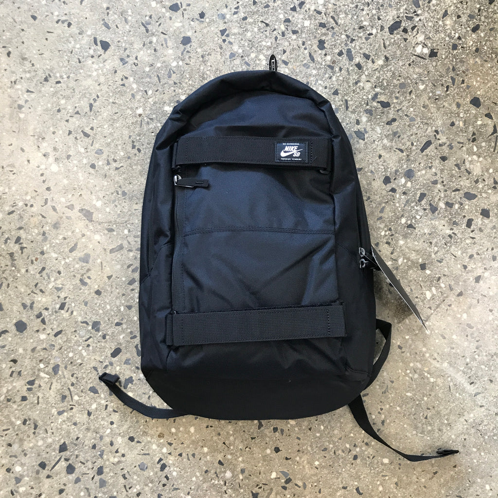 Courthouse Backpack-Black