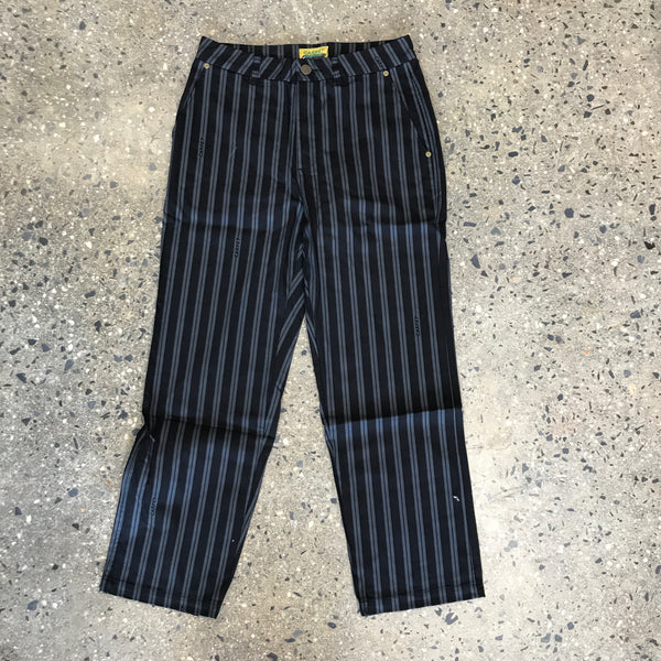 Baggy Workpants-Black/Grey