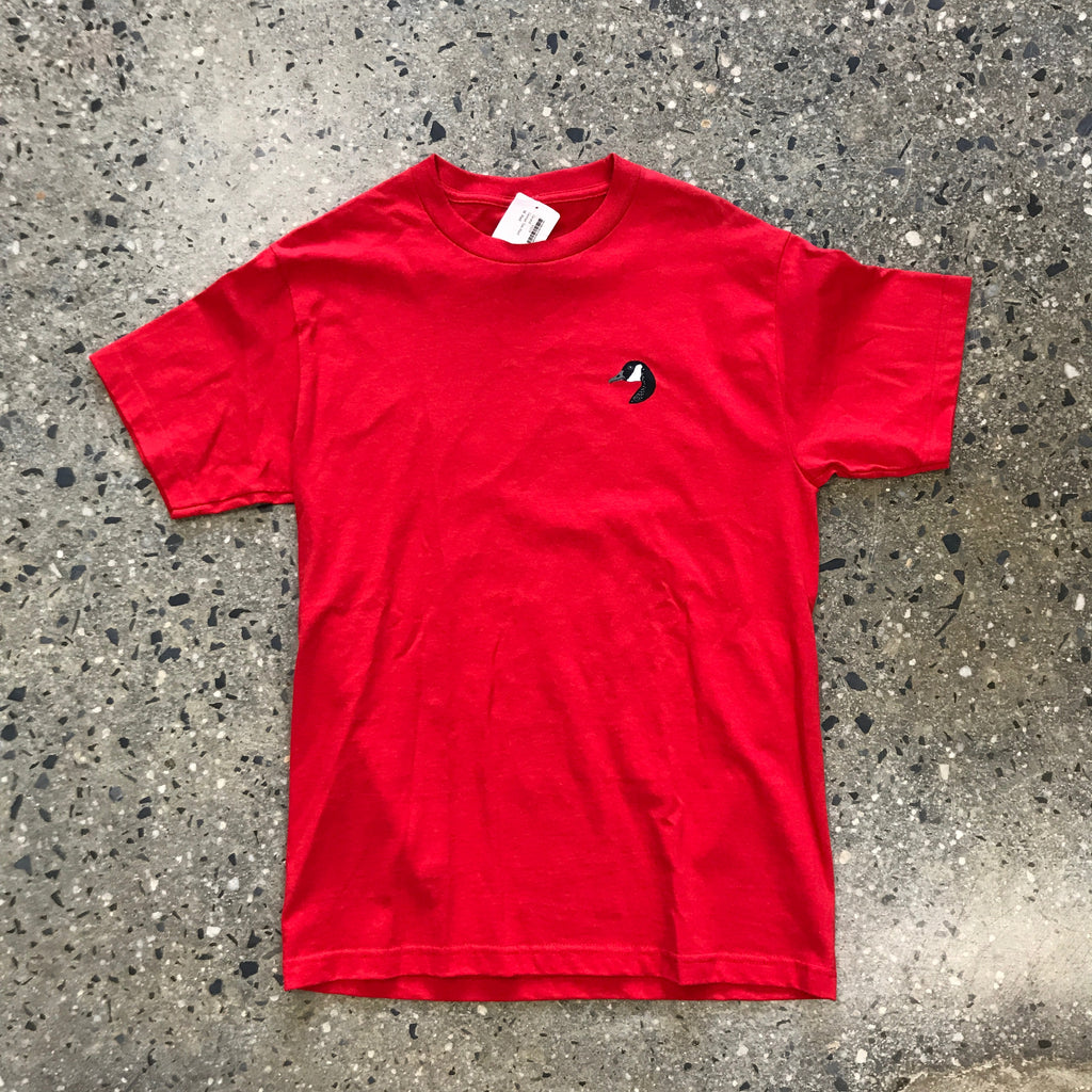 Goose Tee-Red