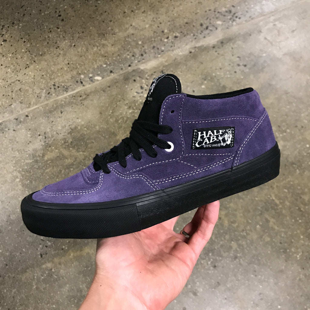 Half Cab Pro-(Whirlpool) Purple/Black