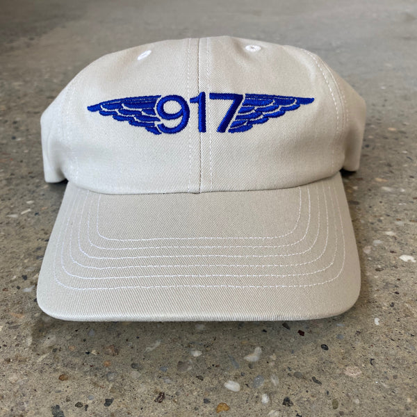 Team Wings Hat-Tan