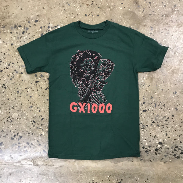 Child Tee-Forest Green