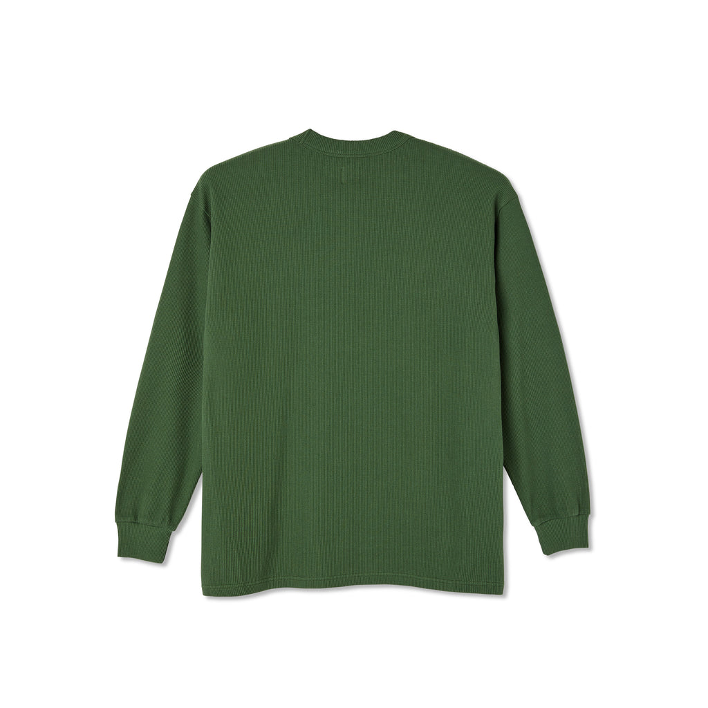 Shin Longsleeve-Hunter Green