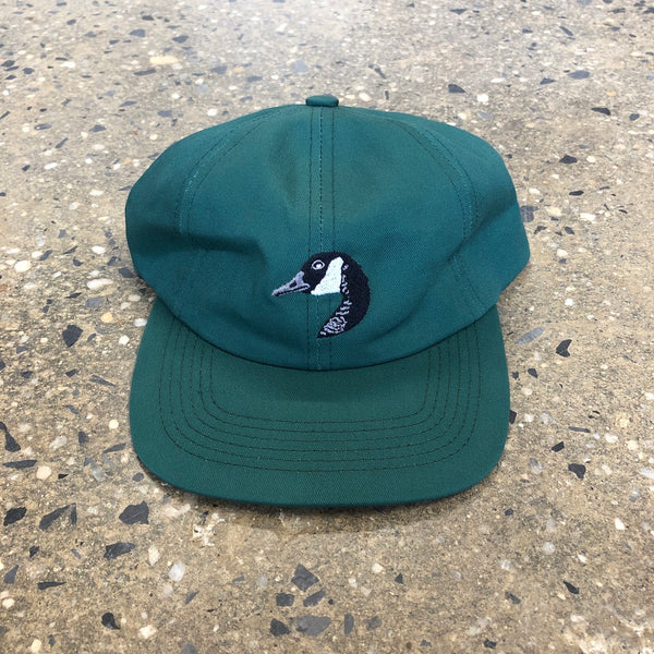Grand Goose Cap-Forest Green