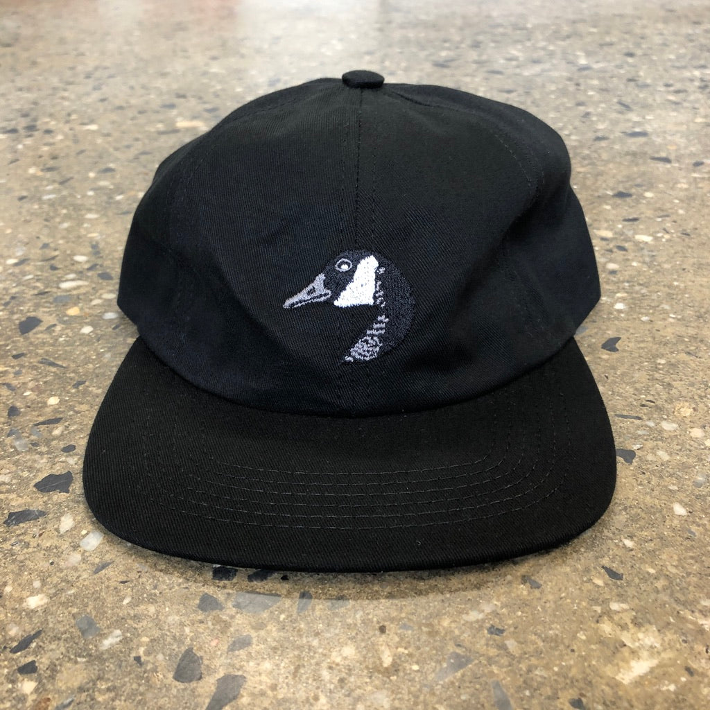 Grand Goose Cap-Black