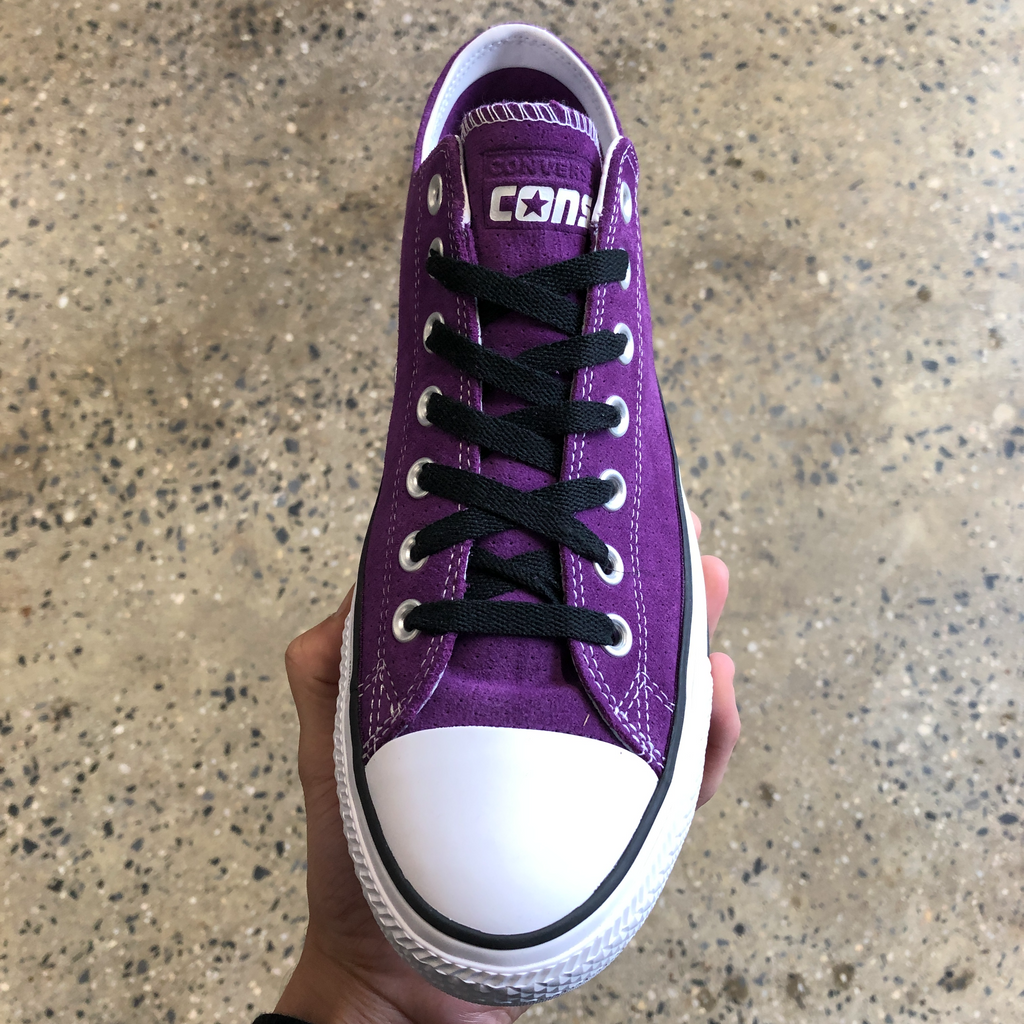 CTAS Pro OX Nightfall Violet/Black