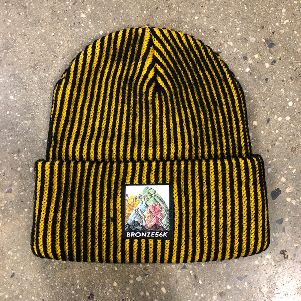 Mountain Beanie Yellow
