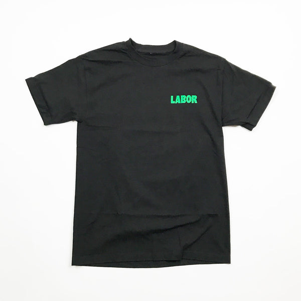 Mechanic Tee-Black