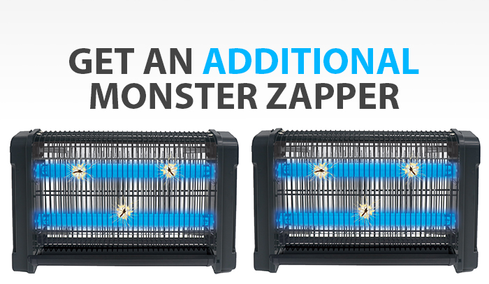 Monster Zapper by Bell and Howell | Indoor insect eliminator