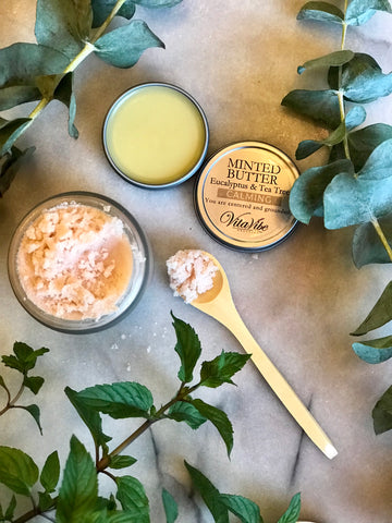 Scrub + Salve Bundle