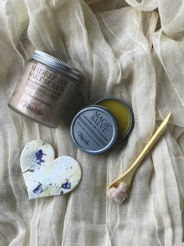 Scrub + Salve gift set