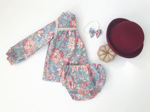 Kate tunic top and bloomers set