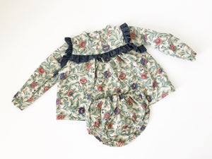 Sierra tunic top and bloomers set