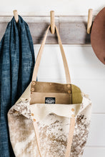Load image into Gallery viewer, Distressed Leather Tote