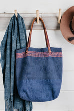 Load image into Gallery viewer, Kantha Quilt Tote