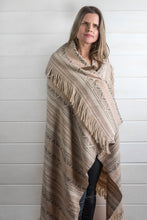 Load image into Gallery viewer, Long Fringe Poncho