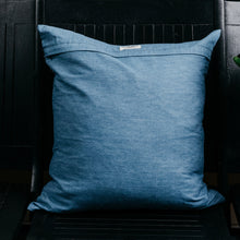 Load image into Gallery viewer, Indigo Hill Tribe Pillow