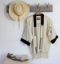 Load image into Gallery viewer, Natural Fulani Haori Jacket
