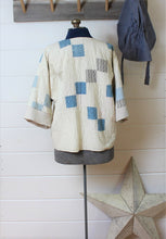 Load image into Gallery viewer, Heirloom Quilt Jacket(available at our Palm Springs shop)
