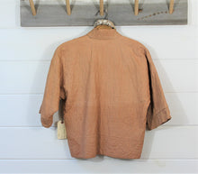 Load image into Gallery viewer, Natural Dyed Quilt Jacket
