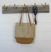 Load image into Gallery viewer, English Grain Sack Tote