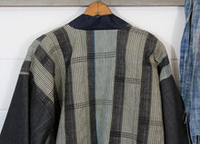 Load image into Gallery viewer, Indigo + Denim Haori Jacket