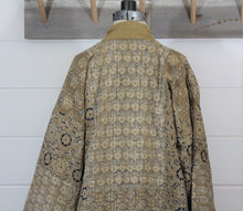 Load image into Gallery viewer, Patchwork Kantha Quilt Jacket