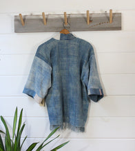 Load image into Gallery viewer, Indigo Haori Jacket
