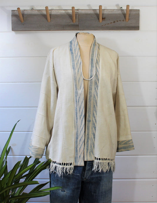 Natural Haori Jacket