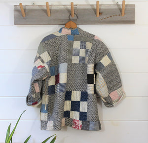 Heirloom Quilt Jacket