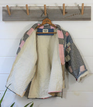 Load image into Gallery viewer, Heirloom Quilt Jacket