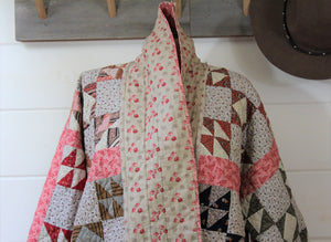 Heirloom Quilt Coat
