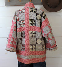 Load image into Gallery viewer, Heirloom Quilt Coat