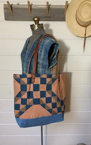 Heirloom Quilt Tote