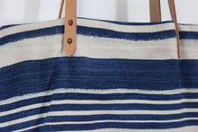 Load image into Gallery viewer, Stripe Mud Cloth Tote(Sold Out)