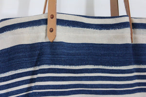 Stripe Mud Cloth Tote(Sold Out)