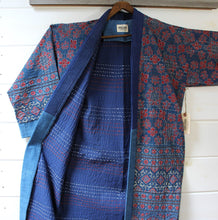 Load image into Gallery viewer, Kantha Quilt Duster