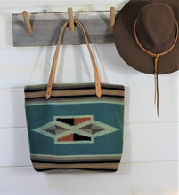 Load image into Gallery viewer, Chimayo Blanket Bag